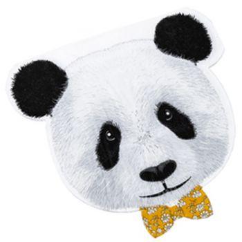 16 serviettes Panda d'amour