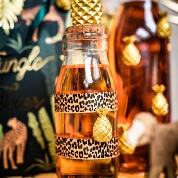 Ruban adhésif léopard
