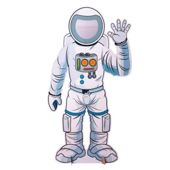 Cadre photobooth Astronaute