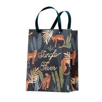 4 sacs cadeaux Jungle fever