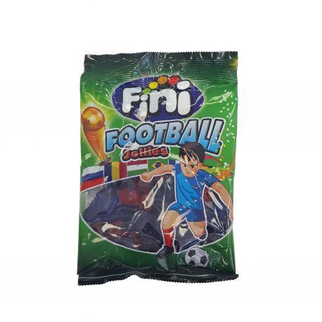 Bonbons gélifié en forme de footballeur qui colore la langue, ces bonbons sont certifiés HallalSachet de 100gr