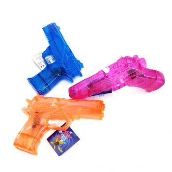 Pistolet à eau avec bonbons
