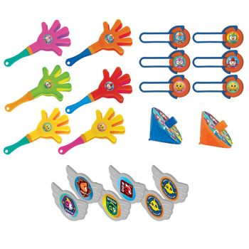 Assortiment 24 jouets Top Wing