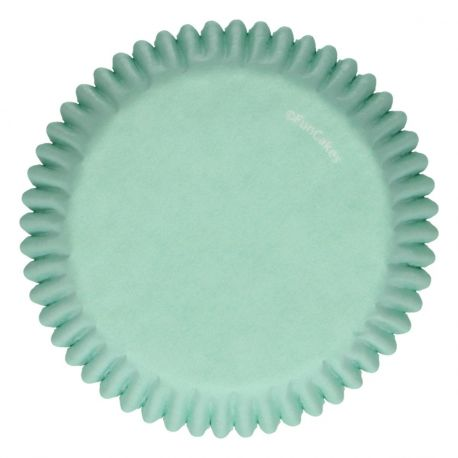 Boite de 48 Caissettes à cupcakes ou muffins de la marque Funcakes , elles sont adaptées à la cuisson, à utiliser avec moule 12...