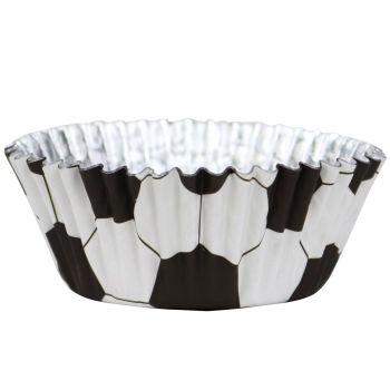 30 Caissettes alu foot PME