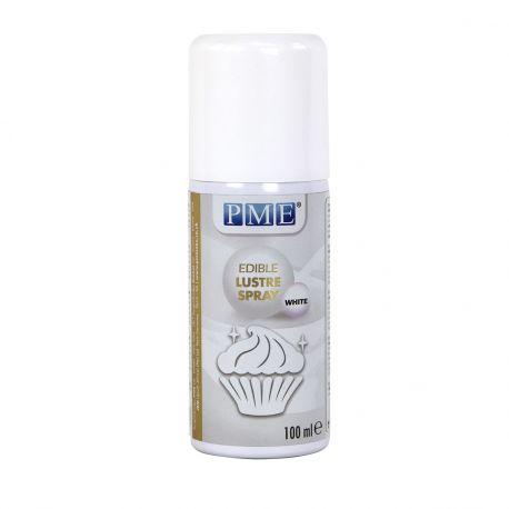 Donnez une brillance éclatante à vos pâtisseries avec ce spray alimentaire de couleur blancFacile à utiliser, il donne du style et de...