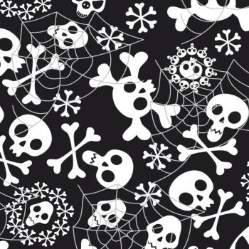 20 Serviettes horror halloween