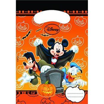 6 Sachets Mickey Halloween