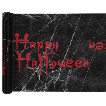 Chemin de table non tissé Halloween Clown
