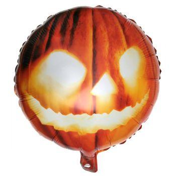 Ballon hélium Citrouille