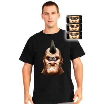 T-Shirt digital Cyclope