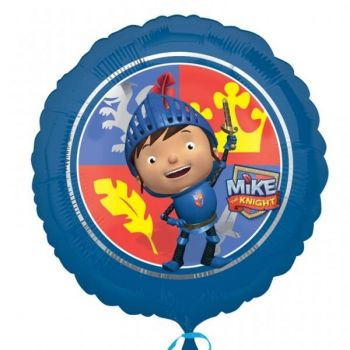 Ballon alu Mike le chevalier