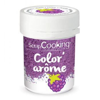 Color arome violet mûre Scrapcooking