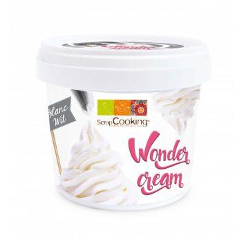 Wonder cream blanche Scrapcooking