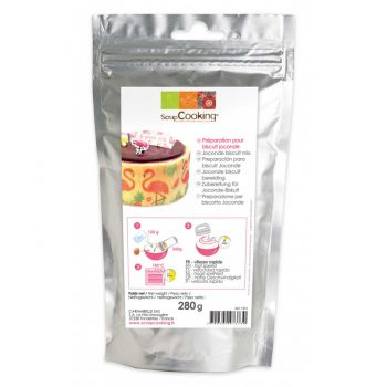 Mix biscuit joconde Scrapcooking 280gr