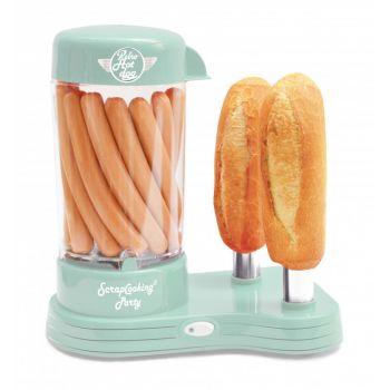 Machine Hot dog vintage Scrapcooking