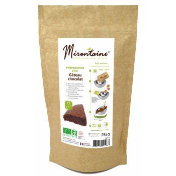Mix gâteau BIO chocolat Mirontaine
