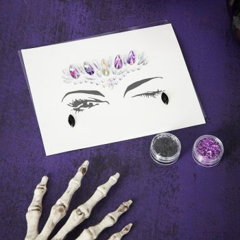 Kit maquillage Halloween comtesse