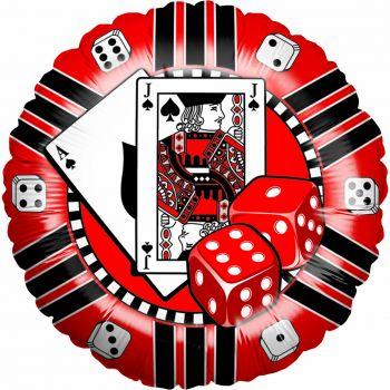 Ballon hélium casino