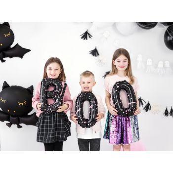 Ballon hélium BOO halloween