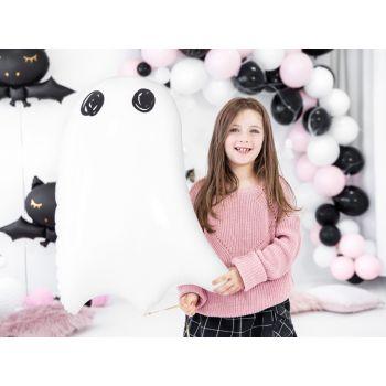Ballon géant hélium fantôme halloween