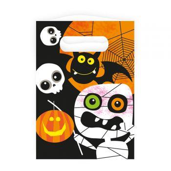 8 Sachets de fête Halloween kids