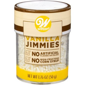 Vermicelles à la vanille Wilton 50gr