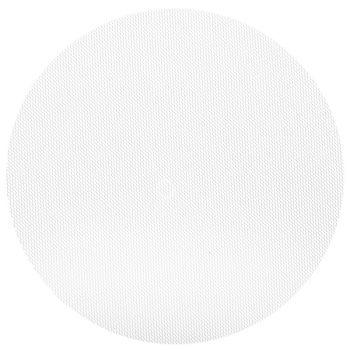 10 Ronds tulles dragées blanc