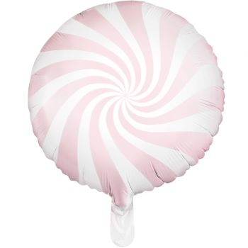 Ballon hélium Candy rose