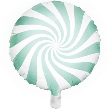 Ballon hélium Candy mint