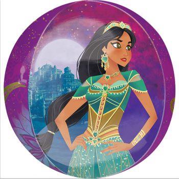 Ballon hélium bulle Aladin