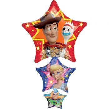 Ballon géant helium Toy Story 4