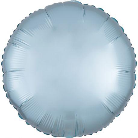 Superbe ballon hélium avec effet satiné haut de gamme à gonfler avec ou sans hélium à l'aide d'une paille, Idéal pour une belle...