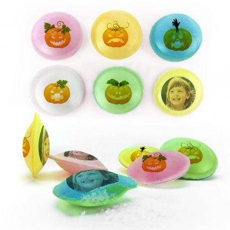 Les Pixipops sont des bonbons soucoupes acides multicolores. Ces soucoupes sont idéales pour vos fêtes, anniversaires, mariage, Candy...