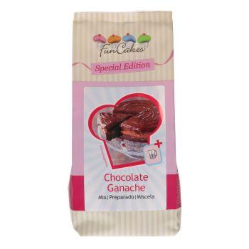 Mix ganache au chocolat Funcakes