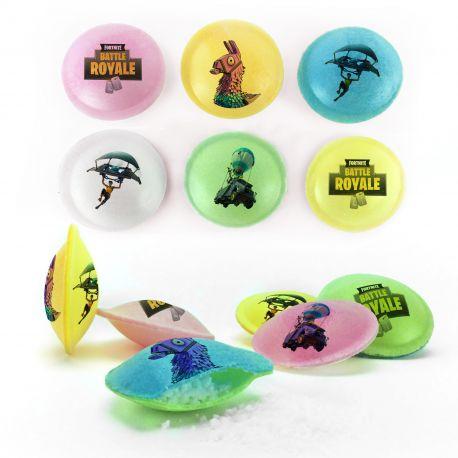 Les Pixipops sont des bonbons soucoupes acides multicolores avec photo. Ces soucoupes sont idéales pour vos fêtes, anniversaires,...