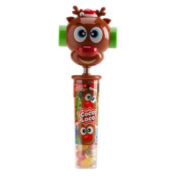 Distributeur bonbon Rennes Noël cocoloco avec son