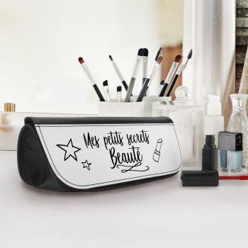 Trousse à maquillage Décor Secrets de beauté