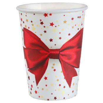 10 gobelets Cadeaux de Noël
