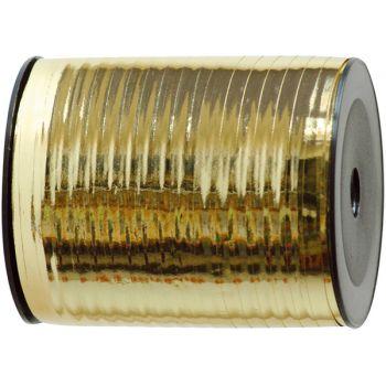 Bolduc métallisé or 250M