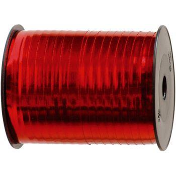 Bolduc métallisé rouge 250M