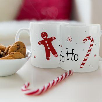 Mug sucrerie de Noël