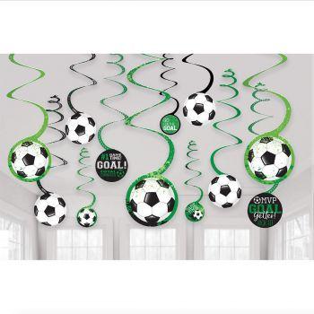 12 suspensions swirl foot goal