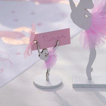 10 Marque place Danseuse Ballerine