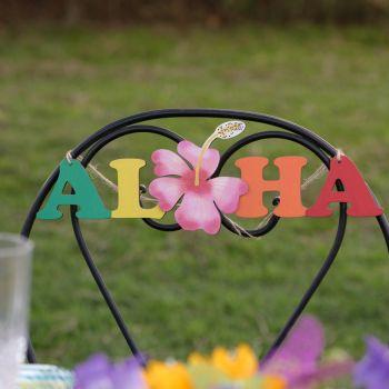 Deco à suspendre Aloha