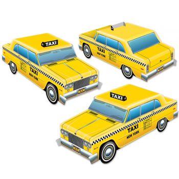 Décors de table taxi New York City