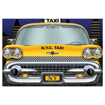 Point photo Taxi new york city