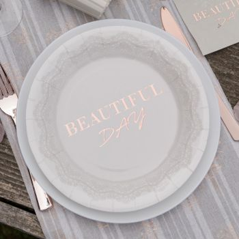 10 Assiettes Beautiful day