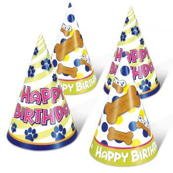 Chapeaux de fête dog birthday