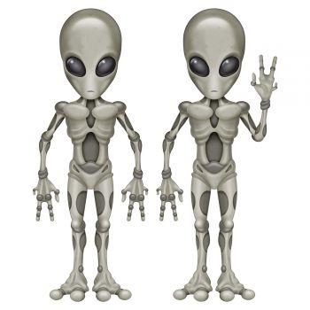 8 Décors Alien